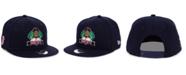 New Era Big Boys Mookie Betts Boston Red Sox Lil Player 9FIFTY Snapback Cap