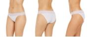 Calvin Klein Women's Lace Trim Bikini Underwear QD3780
