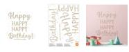 WallPops Happiest Birthday Wall Art Kit