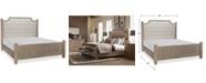 Furniture Monteverdi Upholstered Queen Bed