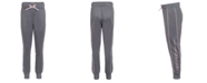 Calvin Klein Big Girls Contrast Pop Drawstring Pants