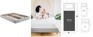 "Leesa Standard Profile 7.5"" Box Spring- Twin XL"