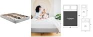 "Leesa Standard Profile 7.5"" Box Spring- Full"