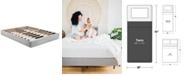 """Leesa Standard Profile 7.5"""" Box Spring- Twin"""