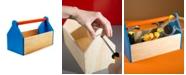 Stanley Jr. Wooden Craft Tool Box Set