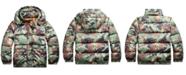 Polo Ralph Lauren Polo Ralph Boys Hawthorne Bear Graphic Camo Jacket
