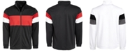Ideology Men's Colorblocked Track Jacket, Created for Macy's