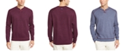 Tommy Bahama Men's Flip Side Classic-Fit Reversible Split-Neck Sweater, Created for Macy's