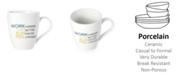 Pfaltzgraff Harder Better Mug
