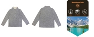 Mountain And Isles Boys Snap Knit Pullover