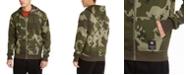 G-Star Raw Men's Manes Raglan Hooded Zip Sweater