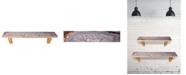 "TX USA Corporation Agate Wall Shelf 36"""