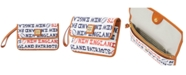 Dooney & Bourke New England Patriots Doodle Milly Wristlet
