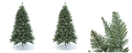 Perfect Holiday Pre-Lit Christmas Tree with LED Lights Collection