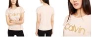 Calvin Klein Embellished Logo T-Shirt
