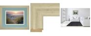 "Classy Art Budle, Misty Sunset by Joe Cornish Framed Print Wall Art, 34"" x 40"""