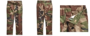 Polo Ralph Lauren Toddler Girls Belted Cotton Paperbag Pants