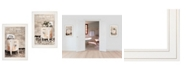 "Trendy Decor 4U Laundry Room 2-Piece Vignette by Lori Deiter, White Frame, 15"" x 21"""
