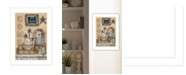 Trendy Decor 4U Trendy Decor 4U Friends by by Mary Ann June, Ready to hang Framed Print Collection