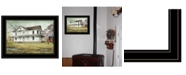 Trendy Decor 4U Trendy Decor 4U April Showers by Billy Jacobs, Ready to hang Framed Print Collection