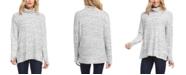 Karen Kane Marled-Knit Turtleneck Sweater