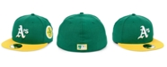 New Era Oakland Athletics World Series Patch 59FIFTY Cap