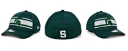 New Era Michigan State Spartans Team Color Stripe 39THIRTY Cap