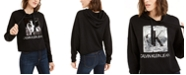 Calvin Klein Jeans Sequin Logo Hoodie