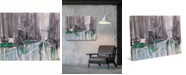 "Creative Gallery Rainy New York Streets 24"" x 20"" Canvas Wall Art Print"