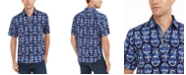 Tommy Bahama Men's Pineapple Party Classic-Fit Printed Silk Camp Shirt