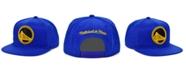 Mitchell & Ness Golden State Warriors Full Court Pop Snapback Cap