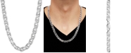 "Macy's Mariner Link 22"" Chain Necklace in Sterling Silver"