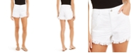INC International Concepts INC Frayed-Hem Denim Shorts, Created For Macy's