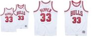 Mitchell & Ness Men's Scottie Pippen Chicago Bulls Hardwood Classic Swingman Jersey