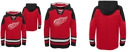 Outerstuff Big Boys Detroit Red Wings Ageless Hoodie
