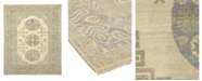 "Timeless Rug Designs CLOSEOUT! One of a Kind OOAK920 Hazelnut 6' x 9'6"" Area Rug"