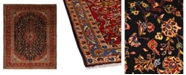 """Timeless Rug Designs CLOSEOUT! One of a Kind OOAK1530 Red 9'6"""" x 13'9"""" Area Rug"""