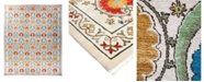 "Timeless Rug Designs CLOSEOUT! One of a Kind OOAK1785 Tangerine 12'3"" x 18'9"" Area Rug"