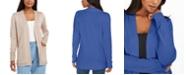 Karen Scott Open-Front Pocket Cardigan, Created For Macy's