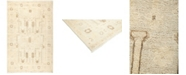"""Timeless Rug Designs CLOSEOUT! One of a Kind OOAK644 Ivory 6'1"""" x 9'3"""" Area Rug"""