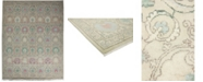 """Timeless Rug Designs CLOSEOUT! One of a Kind OOAK3448 Bone 9'1"""" x 11'7"""" Area Rug"""