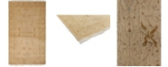 "Timeless Rug Designs CLOSEOUT! One of a Kind OOAK4018 Hazelnut 3'3"" x 5'5"" Area Rug"