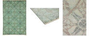 """Timeless Rug Designs CLOSEOUT! One of a Kind OOAK3540 Sage 4'2"""" x 6'1"""" Area Rug"""