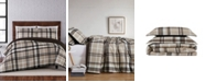 Truly Soft Paulette Plaid Duvet Cover Sets