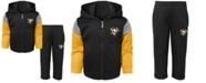 Outerstuff Baby Pittsburgh Penguins Blocker Pant Set