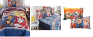 Franco Manufacturing Co Paw Patrol Twin 4-Piece Bed in a Bag