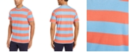 Club Room Men's Two-Tone Stripe T-Shirt, Created For Macy's