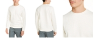 Alfani Men's Quilted Pullover Sweater, Created for Macy's