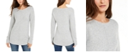 INC International Concepts INC Pullover Tunic Sweater, Created For Macy's