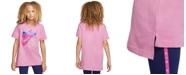 Nike Big Girls Cotton Girl Power T-Shirt